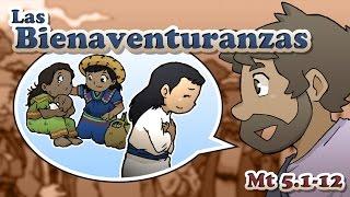 Mt 5.1-12 Las bienaventuranzas