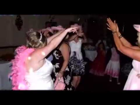 Wedding Disco Old Barn Hotel Marston Grantham