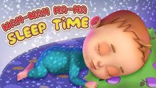 Nah Nah Ha Ha - Sleep Time | Baby Ronnie Rhymes | Videogyan 3D Rhymes | Nursery Rhymes For Children