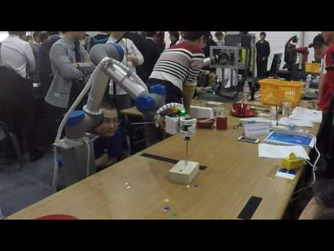 IROS Grasping Competition 2016 Full Version