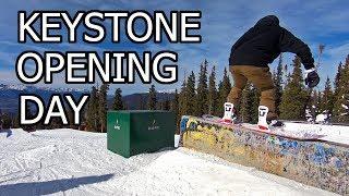 Opening Day Keystone Resort 2017/2018
