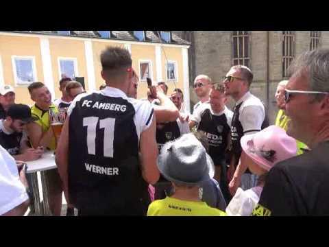 FC Amberg Marktplatz!