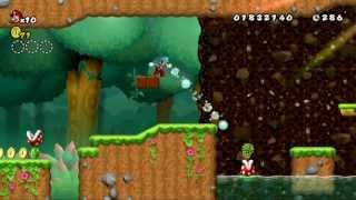 Super Mario Bros Wii HDMI Adapter 720p