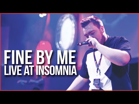 """Fine By Me"" - Randolph & KSI (Insomnia i54 Performance)"