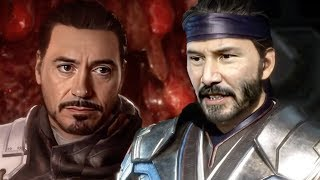 I have used df to create this video. my own cutscenes of mortal kombat 11 that recorded using gaming setup.voice acting by:- allen ...