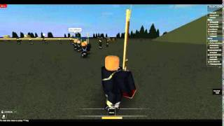[ROBLOX] Rare Video Of The Continental Army! [TCA]