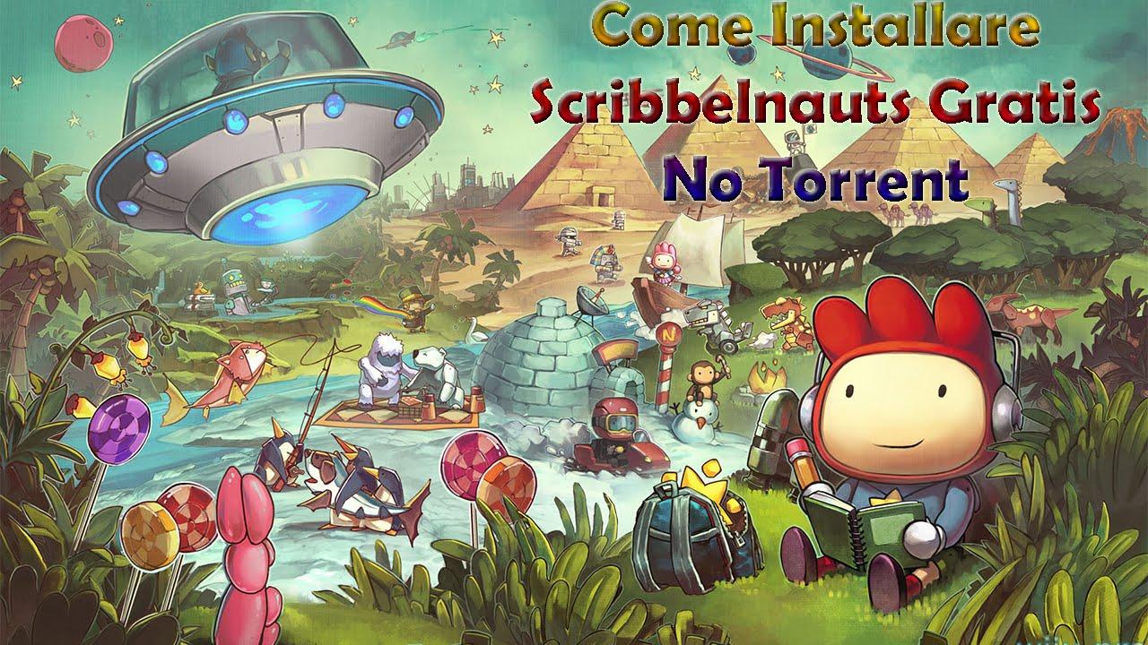 scribblenauts unlimited ita pc gratis
