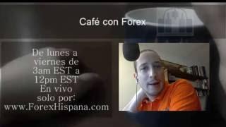 Forex con Café del 12 de Julio 2016