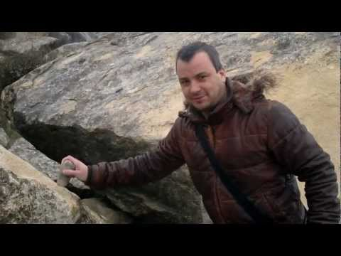 Qobustan musical stones (Gaval dash)