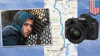 Пропавший житель штата Нью-Йорк найден в Вашингтоне по счастливой случайности