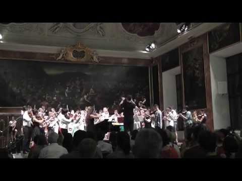 G.F. Händel: Bourrée ; Rondo GRAZioso 2014