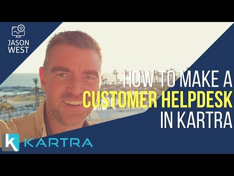 The Easy Way to Add a Helpdesk to Your Website with Kartra
