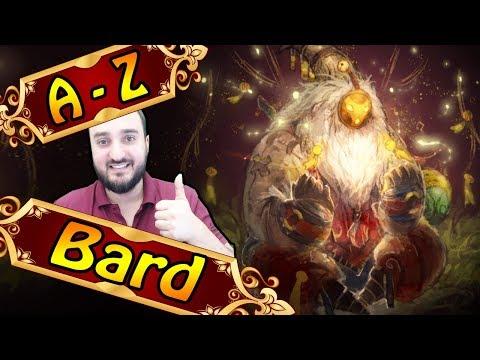 A-Z BARD, ich war mal top 50 Bard World | League of Legends