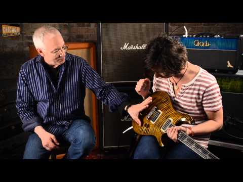 """Paul Reed Smith Introduces """"Paul's Guitar"""" feat. Davy Knowles"""