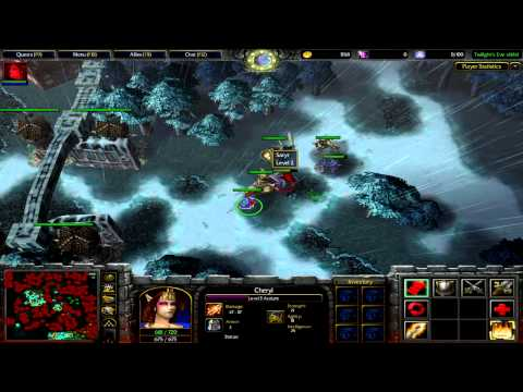 Warcraft 3 - Twilight's Eve ORPG V1.14d