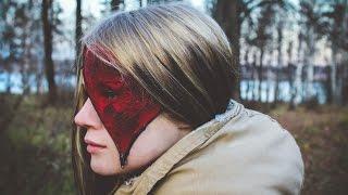 Makeup For Halloween Zipper Face / Грим На Хэллоуи...