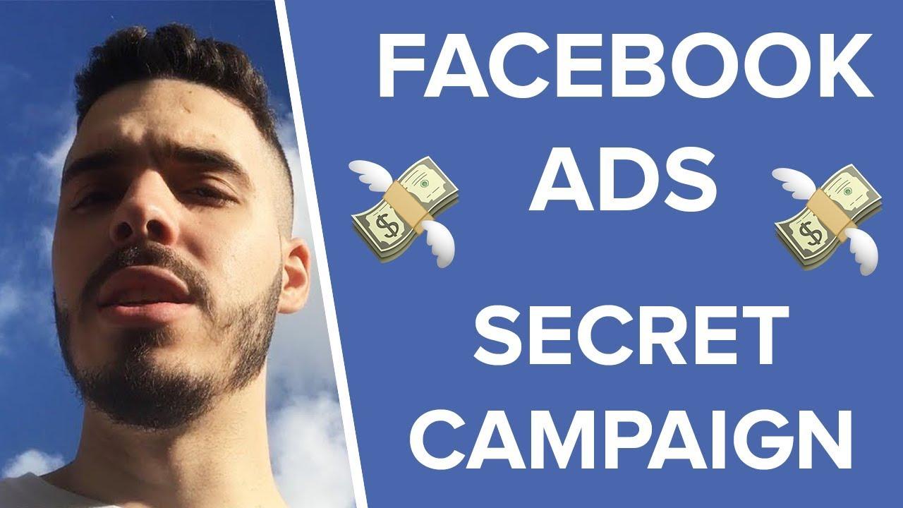 SECRET FACEBOOK ADS TRICK TO BOOST SALES