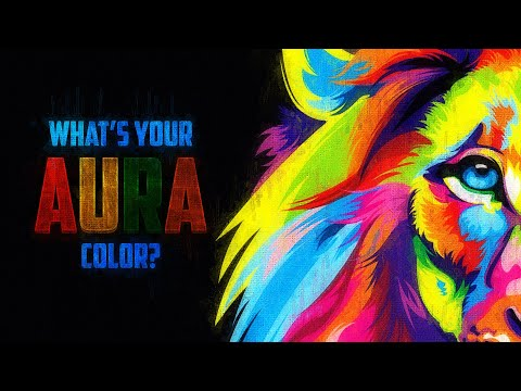 What Is Your True Aura Color?
