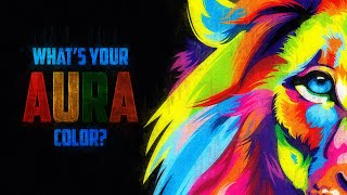 BuzzMoy Presents: What Is Your True Aura Color? What's the color of...