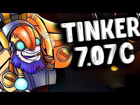 видео: ТИНКЕР 7.07c ДОТА 2 - tinker 7.07c dota 2