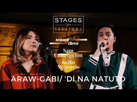 Keiko & Sam  Araw GabiDi Na Natuto a Ryan Cayabyab and Gary V cover Live at the Stages Sessions