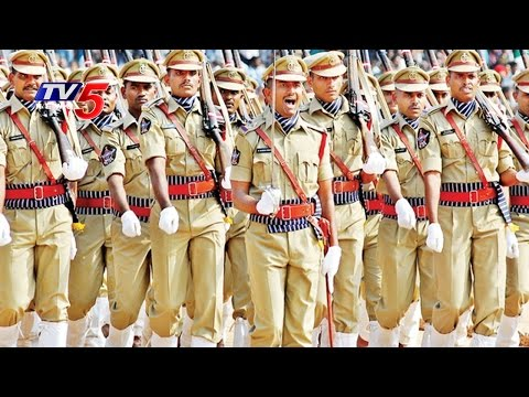 SI Passing Out Parade At Telangana State Police Academy | Hyderabad | TV5 News
