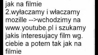 jak ściągać filmy z YouTube w formacie mp4