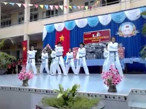 Taekwondo - Võ Nhạc - Thcs Phạm Hồng Thái 2013-2014