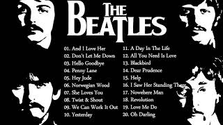 The Beatles Greatest Hits Full Playlist - Best Of The Beatles Full Album 2018