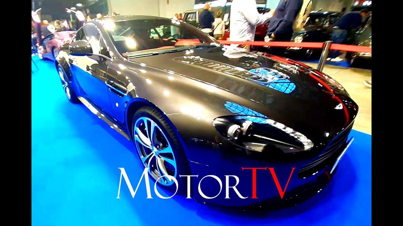 Design Astonmartin V12 Vantage Coupe L Walkaround Youtube
