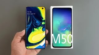 Samsung Galaxy M50 Latest Update Features And Price