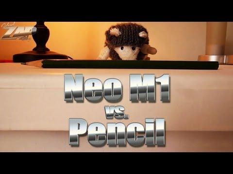 Neo M1 vs. Pencil Video - MT6582 Quad-Core - Very Slim - Neomobile.me - ColonelZap