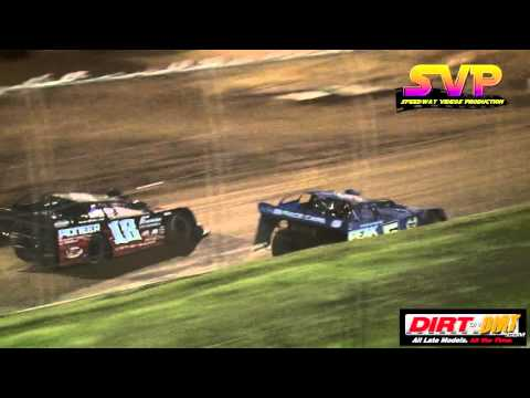 World Of Outlaws Consolation Race 1 @ Duck River April 8, 2016