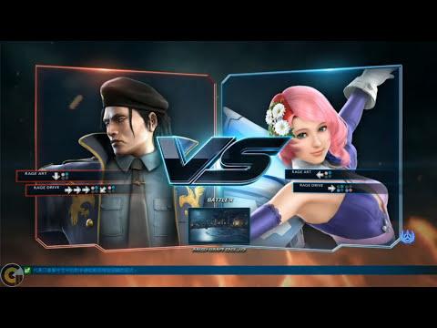 Tekken 7 TWT Taiwan - Top 4 / Grand Finals ( JDCR, Doujin, Quands, Chanel )