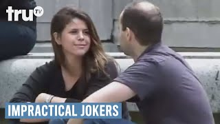 Impractical Jokers - Murr Tries to Kiss Strangers