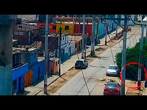 Callao: nueva modalidad de robo a taxistas por aplicativos