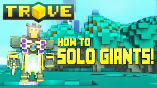 Scythe's Trove Sky Giant Farming Guide & Tutorial ✪ HOW TO SOLO RADIANT GIANTS!