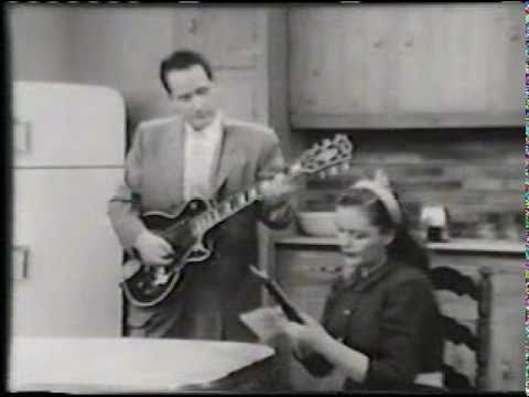 Les Paul & Mary Ford - In The Good Old Summertime - Steel Guitar Rag