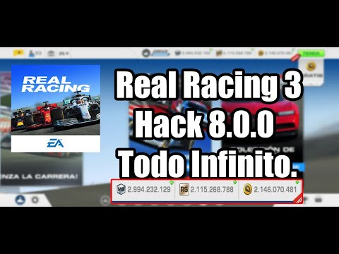 Real Racing 3 MOD V8.2.1 | TODO INFINITO!!!!!!