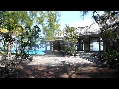 Carlos Lehder's home on Norman's Cay