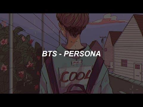 BTS (방탄소년단) MAP OF THE SOUL : PERSONA 'Persona' Easy Lyrics