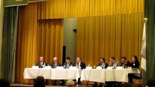 MyRye.com: Steve Otis Rye Mayoral Candidate Closing Statement at Osborn Debate