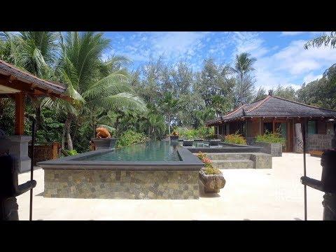 Beachfront Paradise in Hawaii