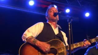 Not Enough Whiskey - Kiefer Sutherland - Buffalo, NY 5/16/16