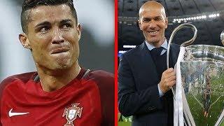 Cristiano Ronaldo verlässt Real Madrid: Bitteres Geständnis nach Champions League-Sieg!