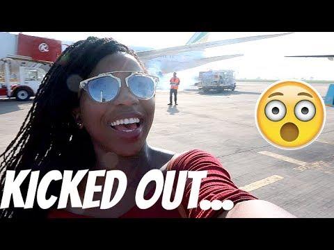 WE GOT KICKED OUT - KENYA TRAVEL VLOG #2   AdannaDavid