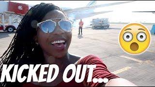 WE GOT KICKED OUT - KENYA TRAVEL VLOG #2 | AdannaDavid