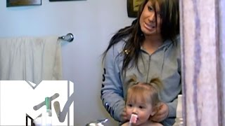 Moving House And Moving Babies - Teen Mom 2 | MTV