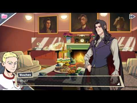 Dream Daddy A Dad Dating Simulator All Damien Bloodmarch dates rank S & Good Ending