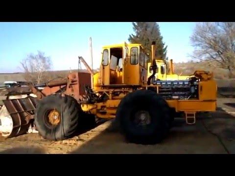 Трактор к - 700 » Видео приколы - смотрим бесплатно онлайн
